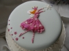 Winter Fairy Cake
